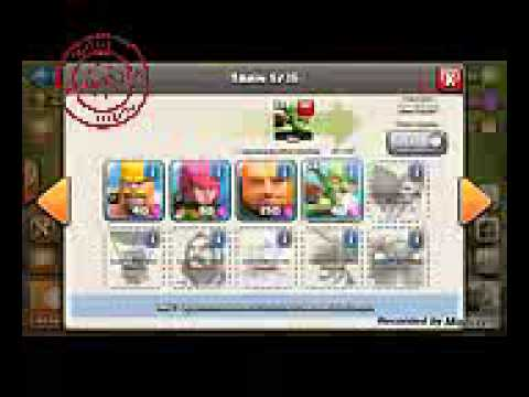 CLASH OF CLANS GLITCH HACK JANUARY 2015