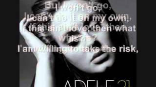 Adele - He Won