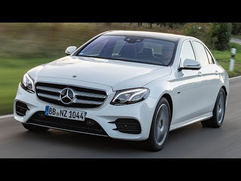 Mercedes-Benz E  de Sedan | plug-in diesel hybrid