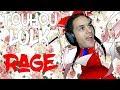 RETURNING TO THE RAGE!!!   Touhou 15: Legacy of Lunatic Kingdom