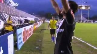 Gol de Bernardo: Vasco 1 x 0 Palmeiras / Brasileirão 2011 (14/08) - Repórter da Colina