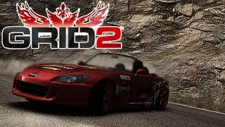 GRID 2 - Dublagem, Tuning e Drift