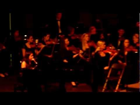 Vanessa Carlton & The Wilmington Symphony Orchestra-A Thousand Miles-Chords For a Cause Concert