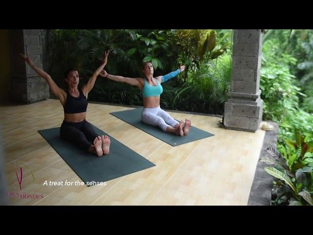 Yoga sequence #15min -Beginners to intermediate-