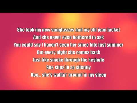 Dream Walkin' - Toby Keith (w/ lyrics)