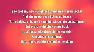 Dream Walkin' - Toby Keith (w/ lyrics)
