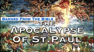 The Lake Above The Firmament   The Apocalypse (Or Vision) Of Paul
