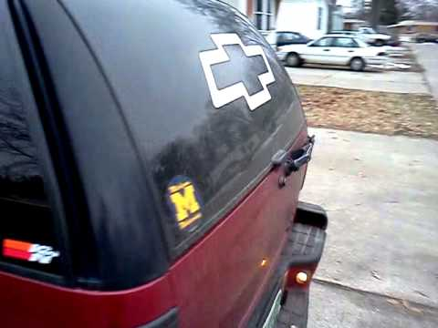 1998 Chevy s10 blazer