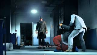 Watch Dogs (PC) Gameplay Walkthrough, Part 1. The Merlaut Hotel, Opening.