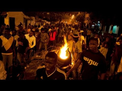 Senegal protesters to march on presidential palace