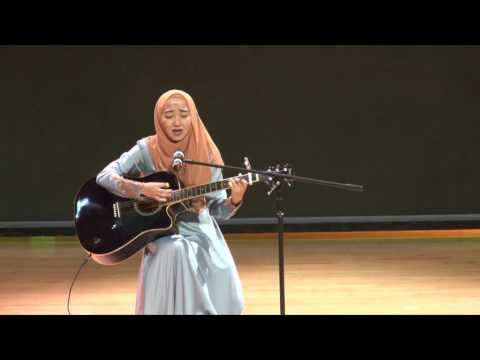 Performance by Mimi Nazrina - Youth Symposium 2015