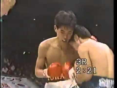 1988 01 31 Hiroki Ioka TKO12 Kyung Yung Lee