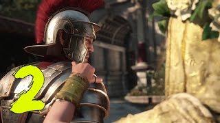 Ryse Son of Rome PC Walkthrough #2 - This Roman Dad Is Tough!