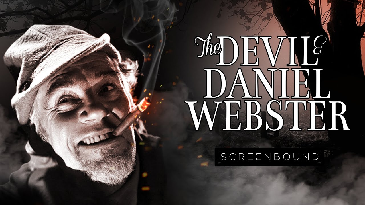 "the devil and daniel webster The devil and daniel webster by stephen vincent benét ""it's a story they tell in the border country, where massachusetts joins vermont and new hampshire""  ""the devil and daniel webster"" by stephen vincent benét."