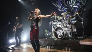 Video Scarlet Aura - Close My Eyes Forever (Live in Königsbrunn, Germany) download MP3, 3GP, MP4, WEBM, AVI, FLV Maret 2018