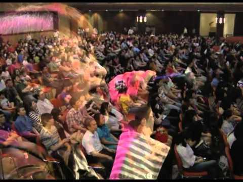 Engkaulah perisai ku - PPW night @GBI-PRJ 14 sept 2011