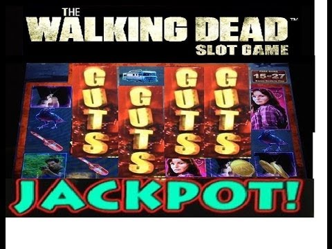 Walking Dead Max Bet Big Win Doovi