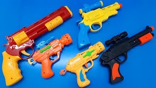 5 Colorful Toy Guns That Can Shoot Plastic Ball Bullet