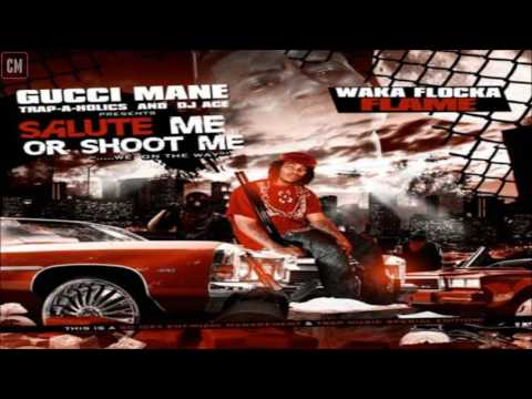 Waka Flocka Flame - Salute Me Or Shoot Me [FULL MIXTAPE + DOWNLOAD LINK] [2009]