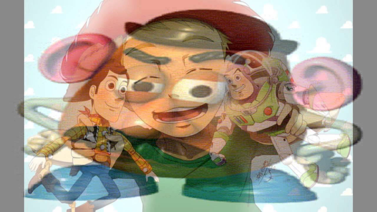 La Inquietante Teoría De La Mama De Andy: Toy Story La Teoria De La Madre De Andy Loquendo (Video