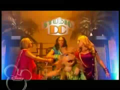 (HQ) Studio Dc Almost Live - The Cheetah Girls - Dance Me If You Can