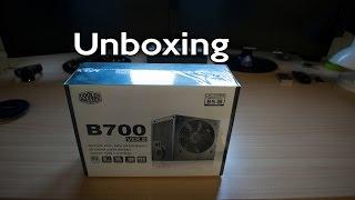cooler Master B700 Ver.2 Unboxing