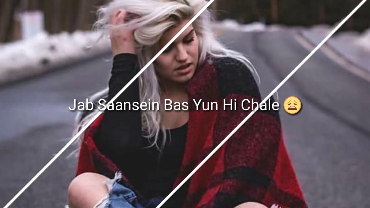 Ae Dil Hai Mushkil Whatsapp Sad Status
