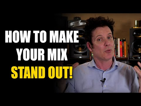 How can you make your mix STAND OUT? | FAQ Friday