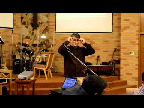 Peter Kanetis delivering the message on Happiness at OFNITE [02/22/13] - Part 2