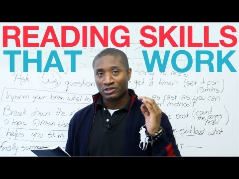 Reading Skills That Work