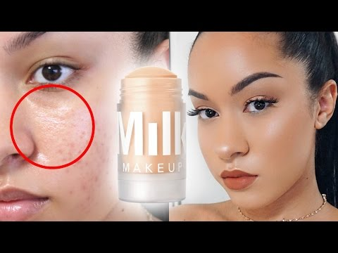 Milk Makeup Blur Stick Review + Demo