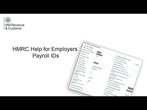 find employer payroll id s