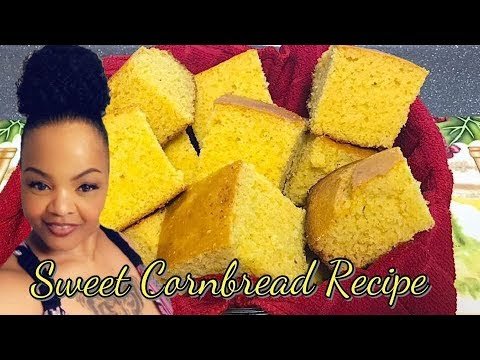 sweet-honey-cornbread-recipe-|-how-to-make-sweet-southern-cornbread-homemade-|-corn-bread-recipe