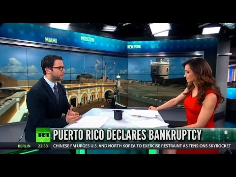 [830] Puerto Rico declares a form of Bankruptcy
