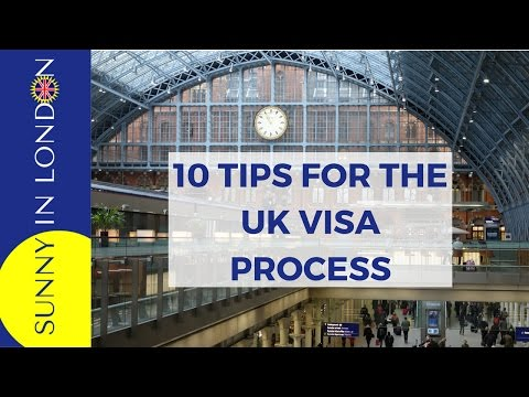 UK Visa Process for Living in the UK (after Brexit Vote)