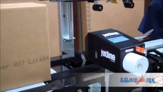 Крупносимвольный датировщик/маркиратор JetLine(Крупносимвольная печать по технологии DOD от Squid Ink.Крупносимвольный дитировщик/маркиратор JetLine., 2015-02-05T11:23:19.000Z)