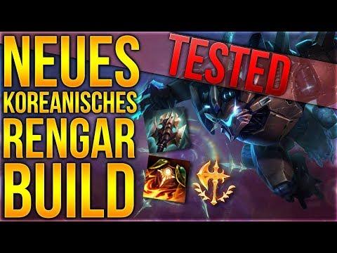 Korean Rengar Build im Test! [League of Legends] [Deutsch / German]