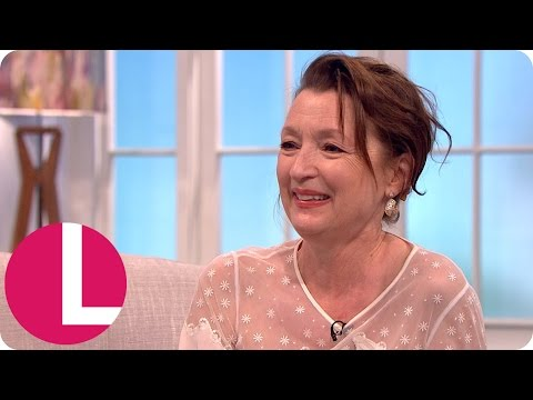 Lesley Manville On New Comedy Role Mum | Lorraine