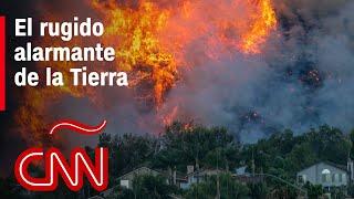 Cambio climático, el rugido alarmante de la Tierra del que nadie escapa
