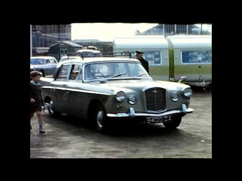 Holiday in Scandinavia, Airshow,  1963? Home Movie
