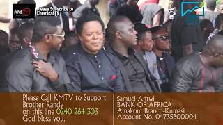 Hmmm A must watch video Finally, Prophet Katakyie Afrifa gone forever