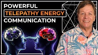 Powerful Telepathy Energy Communication - Manifest with the Law of Attraction