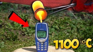 MOLTEN COPPER VS NOKIA 3310