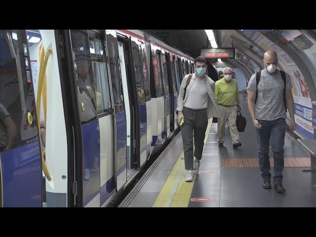 <span class='as_h2'><a href='https://webtv.eklogika.gr/xananoigoyn-kleistoi-stathmoi-sto-metro-tis-madritis' target='_blank' title='Ξανανοίγουν κλειστοί σταθμοί στο Μετρό της  Μαδρίτης'>Ξανανοίγουν κλειστοί σταθμοί στο Μετρό της  Μαδρίτης</a></span>
