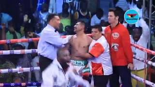 Isaac Dogboe vs Cesar Juarez – Highlights