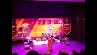 Sakhi Hum from Memories in March live by Subhamita in Melbourne 2015