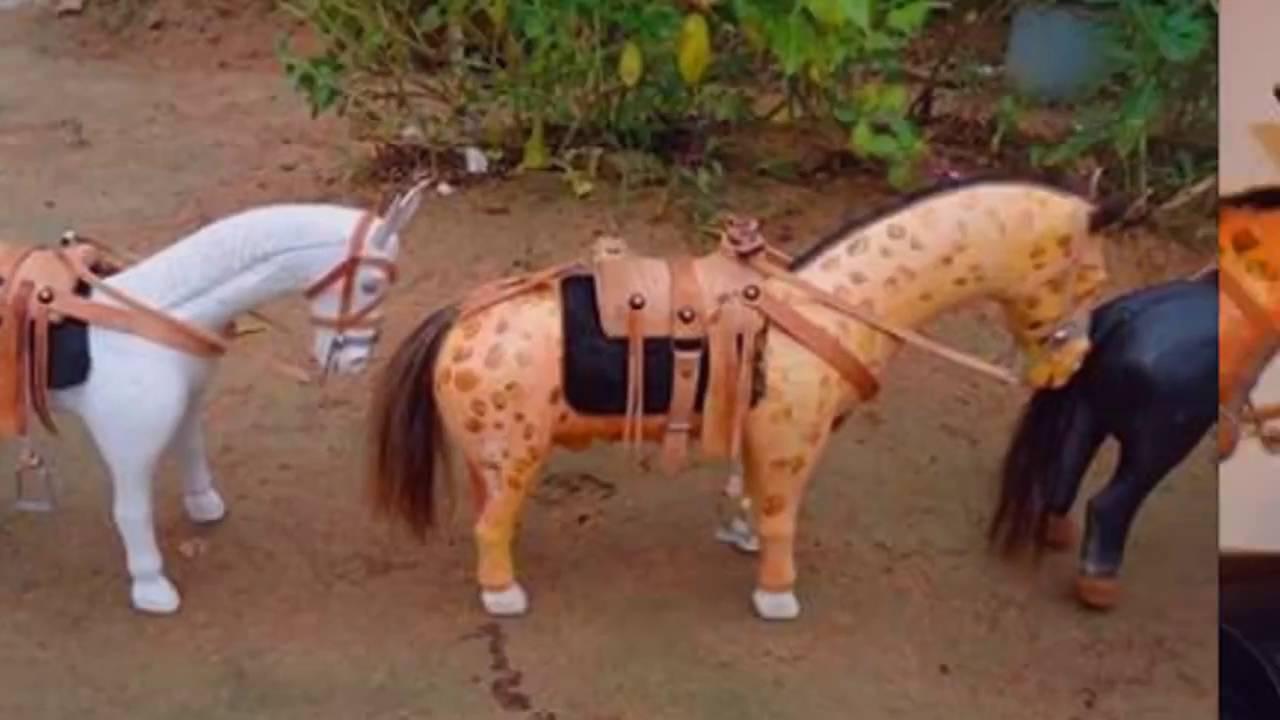 Adesivo Carenagem De Kart ~ Artesanato; cavalos de madeira YouTube