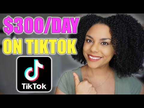 How To Make Money On TikTok 2021! Top 5 Ways To Get Paid!