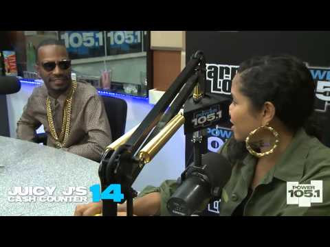 Juicy J Interview On The Breakfast Club   Power 105 1 FM