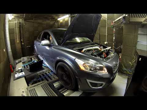 Volvo C30 Tuning At Motorsport Developments The Home Of